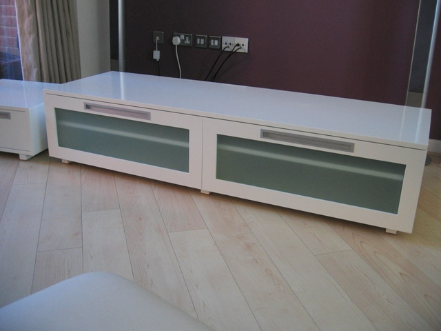 Bourne S Fine Furniture Tv Bench And Dvd Storage Units